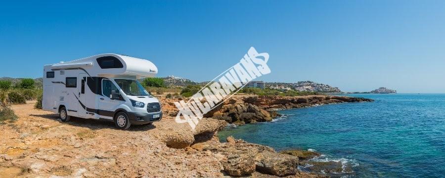 Obytný vůz Benimar SPORT 340 UP FORD 170 PS, akční série TOP výbava+ cena,  Skladem 4/2018 Prodáno č.62
