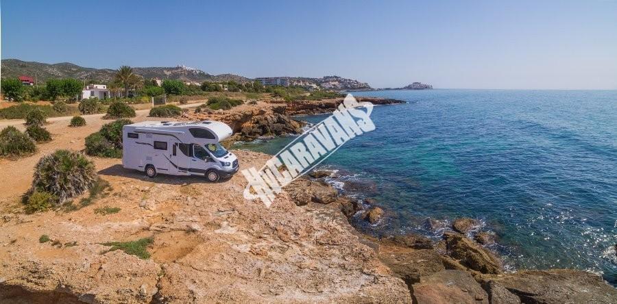 Obytný vůz Benimar SPORT 340 UP FORD 170 PS, akční série TOP výbava+ cena,  Skladem 4/2018 Prodáno č.65