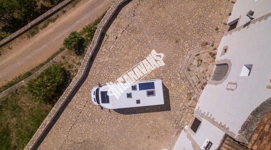 BENIMAR Tessoro  467 model 2018 170 PS skladem 10/2017 spouštěcí zadní lůžka / TOP záruka FORD na  5 let !!! č.68