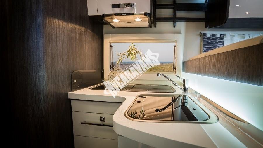 Benimar Mileo 263 model 2018  skladem  Mar-Lázně - ihned k odběru č.29
