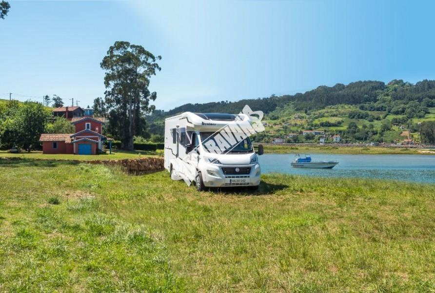 Obytný vůz Benimar Mileo 242/ FIAT  130 PS Model 2018 skladem 11/2017 č.50