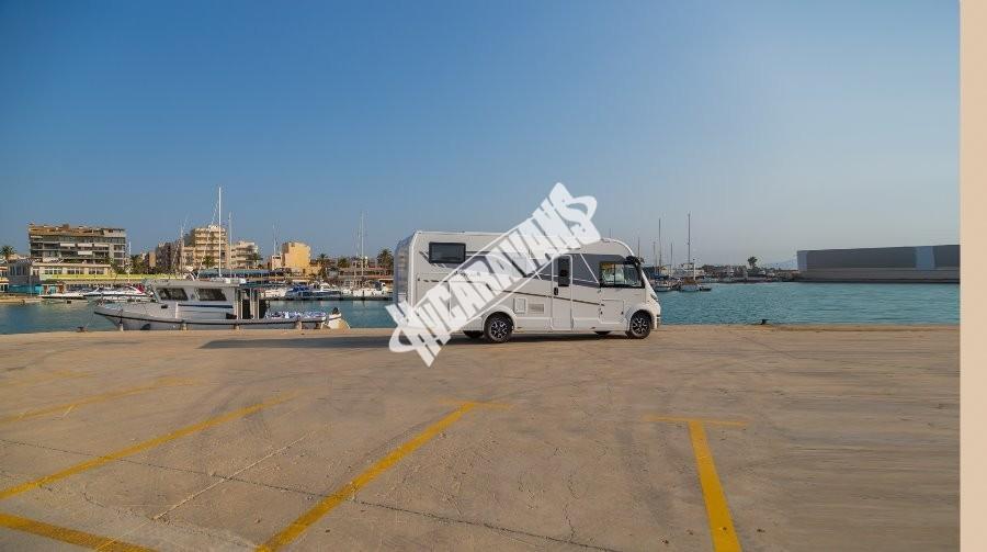 Obytný vůz Benimar Aristeo A 663 FIAT 150 PS Vista Pack skladem  Prodáno č.3