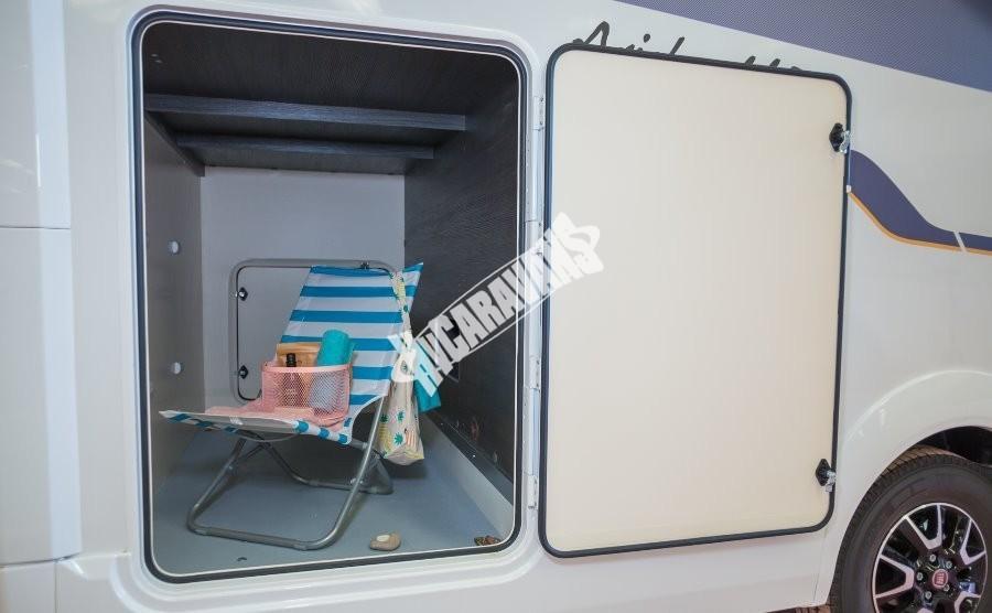 Obytný vůz Benimar Aristeo A 663 FIAT 150 PS Vista Pack skladem  Prodáno č.51