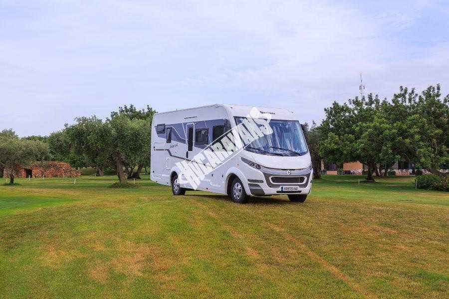 Obytný vůz Benimar Aristeo A 642 model 2018 dodání 6/2018 č.2