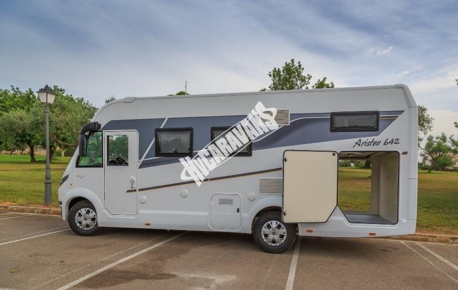Obytný vůz Benimar Aristeo A 642 model 2018 č.10