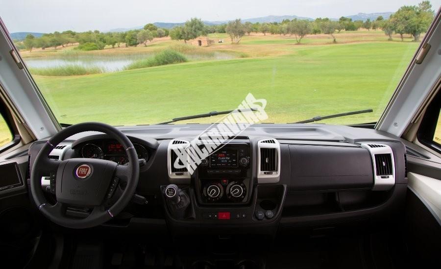 Obytný vůz Benimar Aristeo A 696 model 2018 č.12