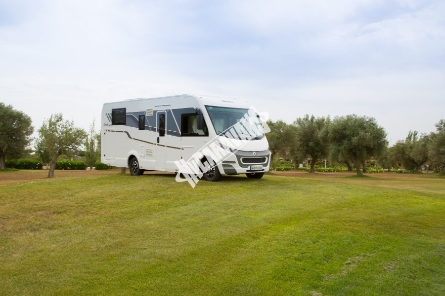 Obytný vůz Benimar Aristeo A 696 model 2018 dodání 5/2018