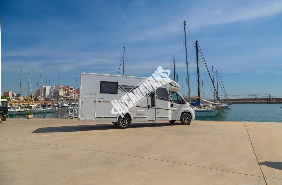 Obytný vůz Benimar Mileo 296 nový model 2018 skladem Mar-Lázně Prodáno č.2