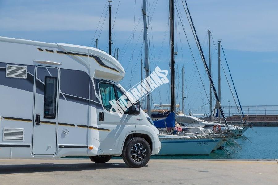 Obytný vůz Benimar Mileo 296 nový model 2018 skladem Mar-Lázně č.3