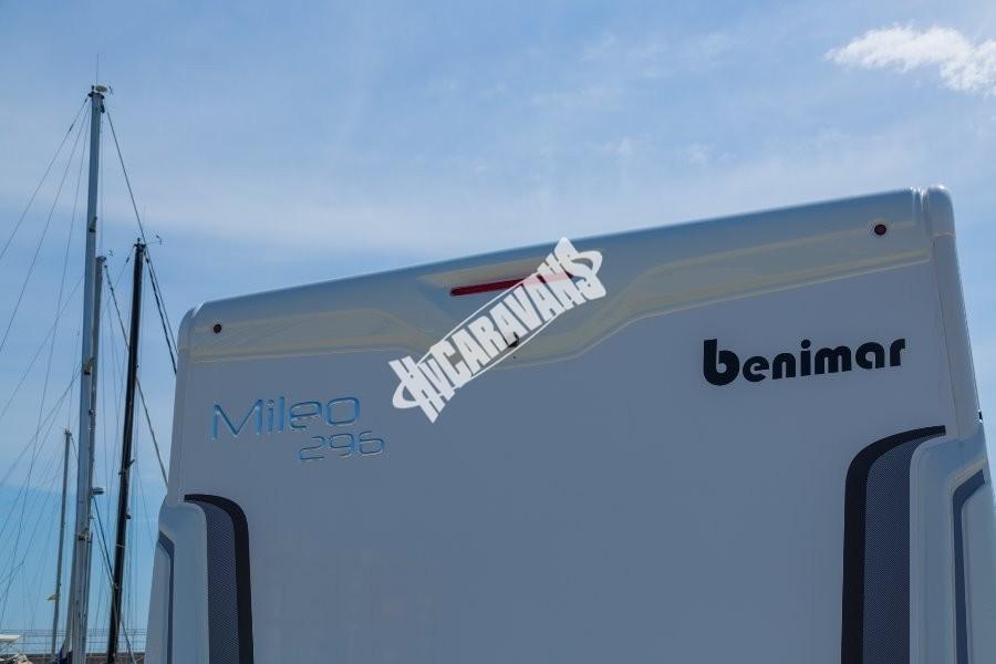Obytný vůz Benimar Mileo 296 nový model 2018 skladem Mar-Lázně Prodáno č.6