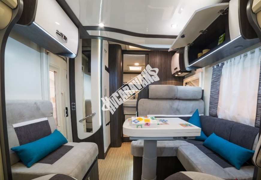 Obytný vůz Benimar Mileo 296 nový model 2018 skladem Mar-Lázně Prodáno č.10