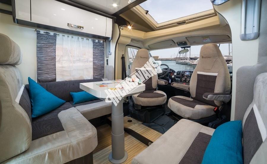 Obytný vůz Benimar Mileo 296 nový model 2018 skladem Mar-Lázně č.12