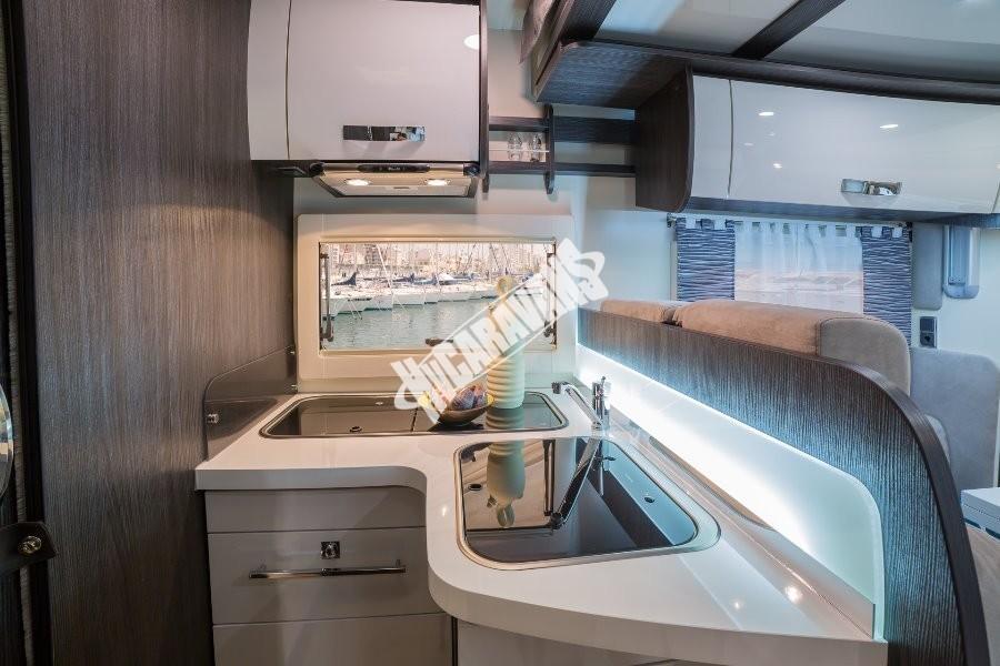 Obytný vůz Benimar Mileo 296 nový model 2018 skladem Mar-Lázně Prodáno č.14
