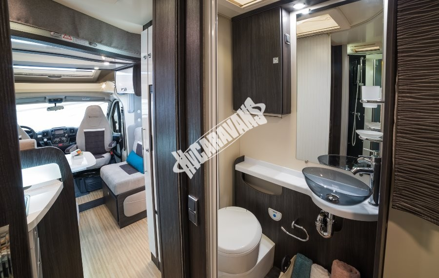 Obytný vůz Benimar Mileo 296 nový model 2018 skladem Mar-Lázně Prodáno č.17