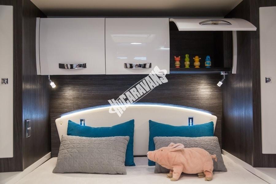Obytný vůz Benimar Mileo 296 nový model 2018 skladem Mar-Lázně Prodáno č.26