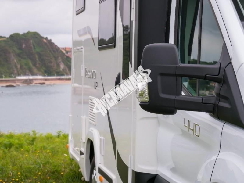 Obytný vůz Benimar Tessoro  UP 440 Limitovaná edice  2018 Top výbava, skladem Mar-Lázně,vůz na SPZ,registrovaný,odpočet DPH není možný,stav km 1020. č.68