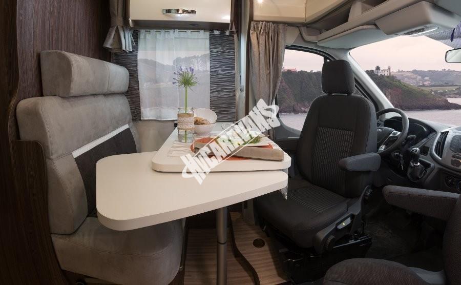 Obytný vůz Benimar Tessoro  UP 440 Limitovaná edice  2018 Top výbava, skladem Mar-Lázně,vůz na SPZ,registrovaný,odpočet DPH není možný,stav km 1020. č.72