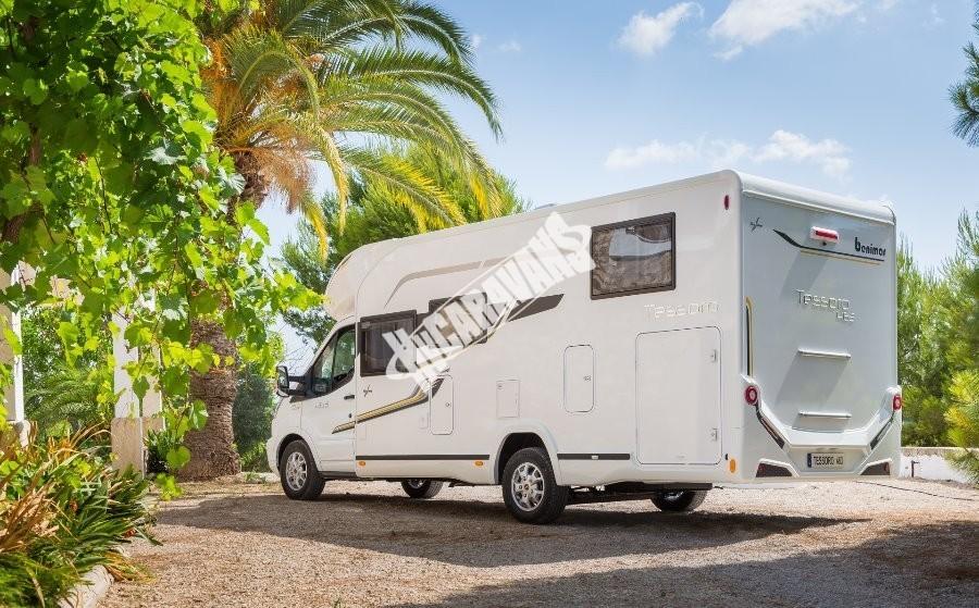 BenimarTessoro  463 model 2019, 170 PS skladem 6/2018 Mar-Lázně č.2