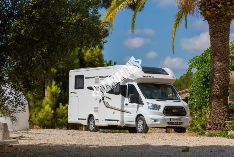 BenimarTessoro  463 model 2019, 170 PS skladem 6/2018 Mar-Lázně č.4