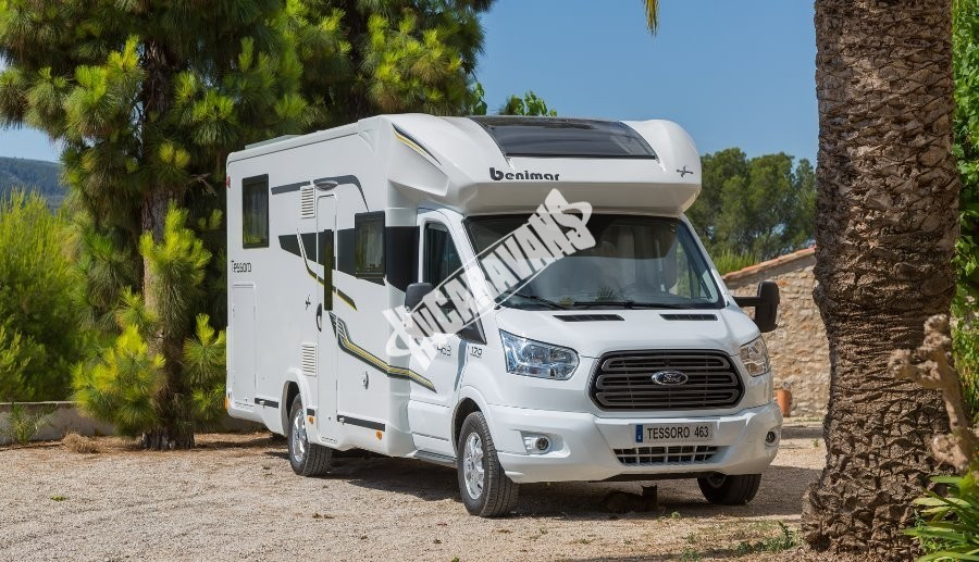 BenimarTessoro  463 model 2019, 170 PS skladem 6/2018 Mar-Lázně č.5