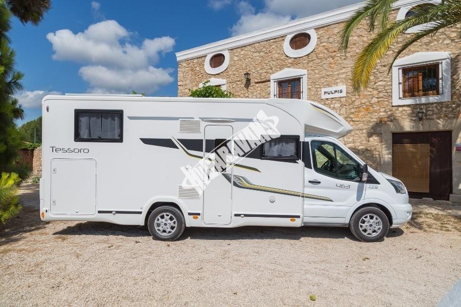 BenimarTessoro  463 model 2019, 170 PS skladem 6/2018 Mar-Lázně č.9