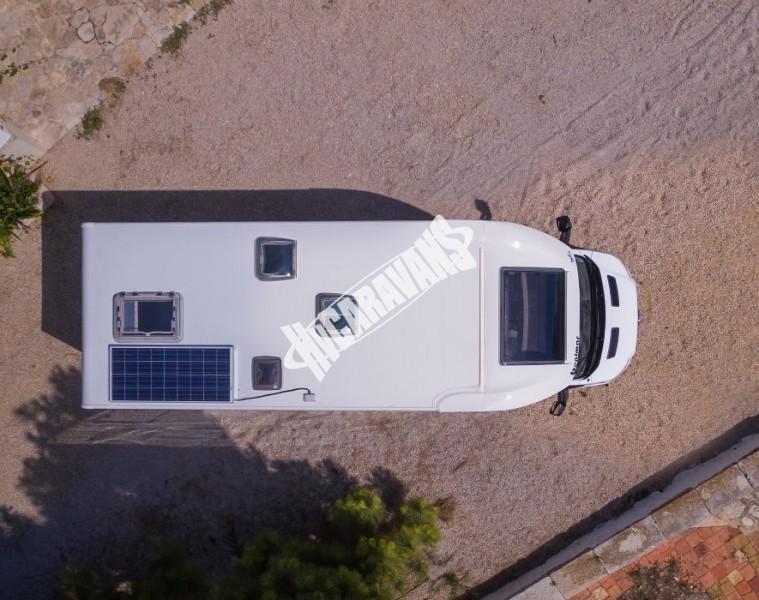 BenimarTessoro  463 model 2019, 170 PS skladem 6/2018 Mar-Lázně č.37